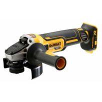 Dewalt - Meuleuse Brushless XR Ø125 mm - Sans batterie ni chargeur - DCG405NT