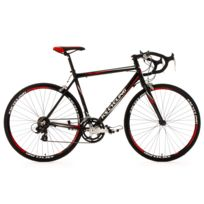 KS CYCLING - Vélo de course 28'' Euphoria noir TC 53 cm