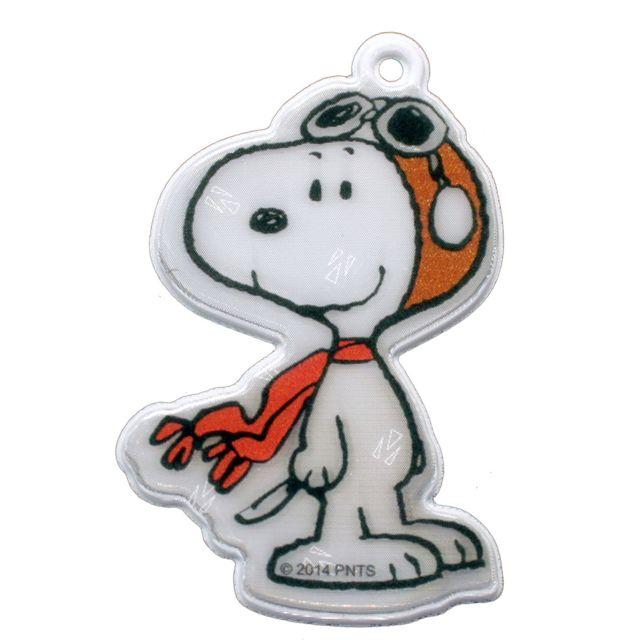 Pas Softreflector Personnage Pilote Snoopy Réfléchissant lFTK1Jc3