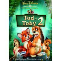 The Walt Disney Company Iberia S.L - Tod Y Toby 2 IMPORT Espagnol, IMPORT Dvd - Edition simple