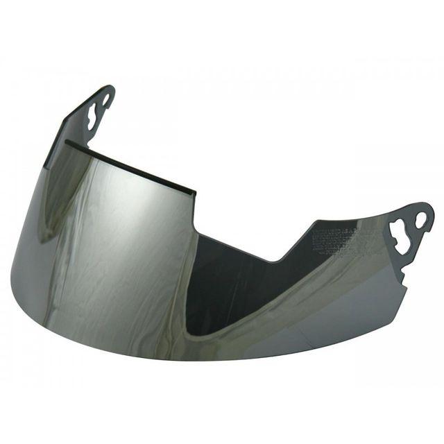 Wacox - Ecran Pare-Soleil Arai Pro Shade Iridium Argent Casques Rx7 Gp/Quantum/Quantum-St/Quantum-St Pro/Rebel/Chaser-V/Chaser-V Pro/Axc