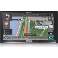 Pioneer - Autoradio/VIDEO/GPS Avic-f80DAB