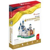 Cubic Fun - Neuschwanstein Castle 3D Puzzle