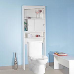 marque generique meuble wc machine laver blanc pas cher achat vente colonne de salle. Black Bedroom Furniture Sets. Home Design Ideas