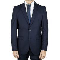 Lordissimo - Costume homme bleu marine
