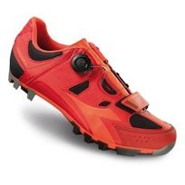 Diadora - Chaussures X-vortex Racer Ii rouge fluo noir