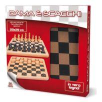 Zig Zag classic - Jeux dames et échecs 2 en 1