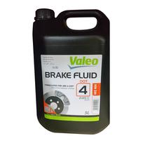 Valeo - Liquide de freins 5 litres Dot4 Valéo 402404