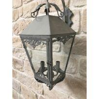 lanternes anciennes achat lanternes anciennes pas cher rue du commerce. Black Bedroom Furniture Sets. Home Design Ideas
