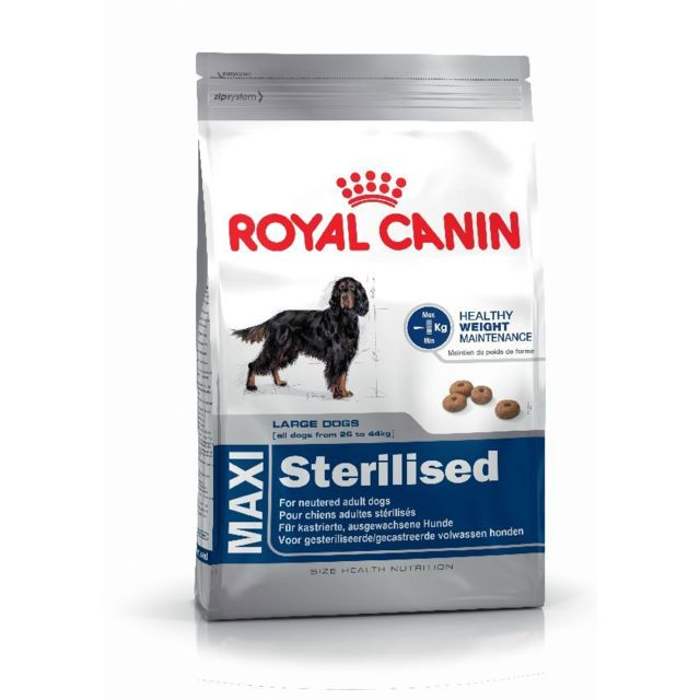Royal Canin Care Nutrition Chien Maxi Sterilised