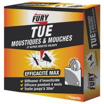 Fury - Moustiques et mouches Diffuseur insecticides