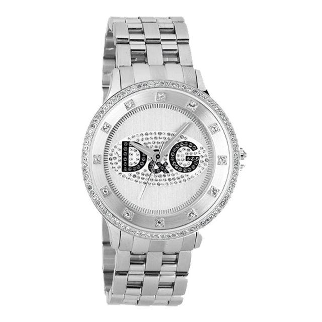 1e7f06fdd0d D G - Dolce   Gabbana Dw0131 - Montre Homme - Quartz - Argent Achat ...