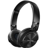 Philips - Shb3060BK/00 - Casque Bluetooth Stéréo Inspiration Dj avec Micro