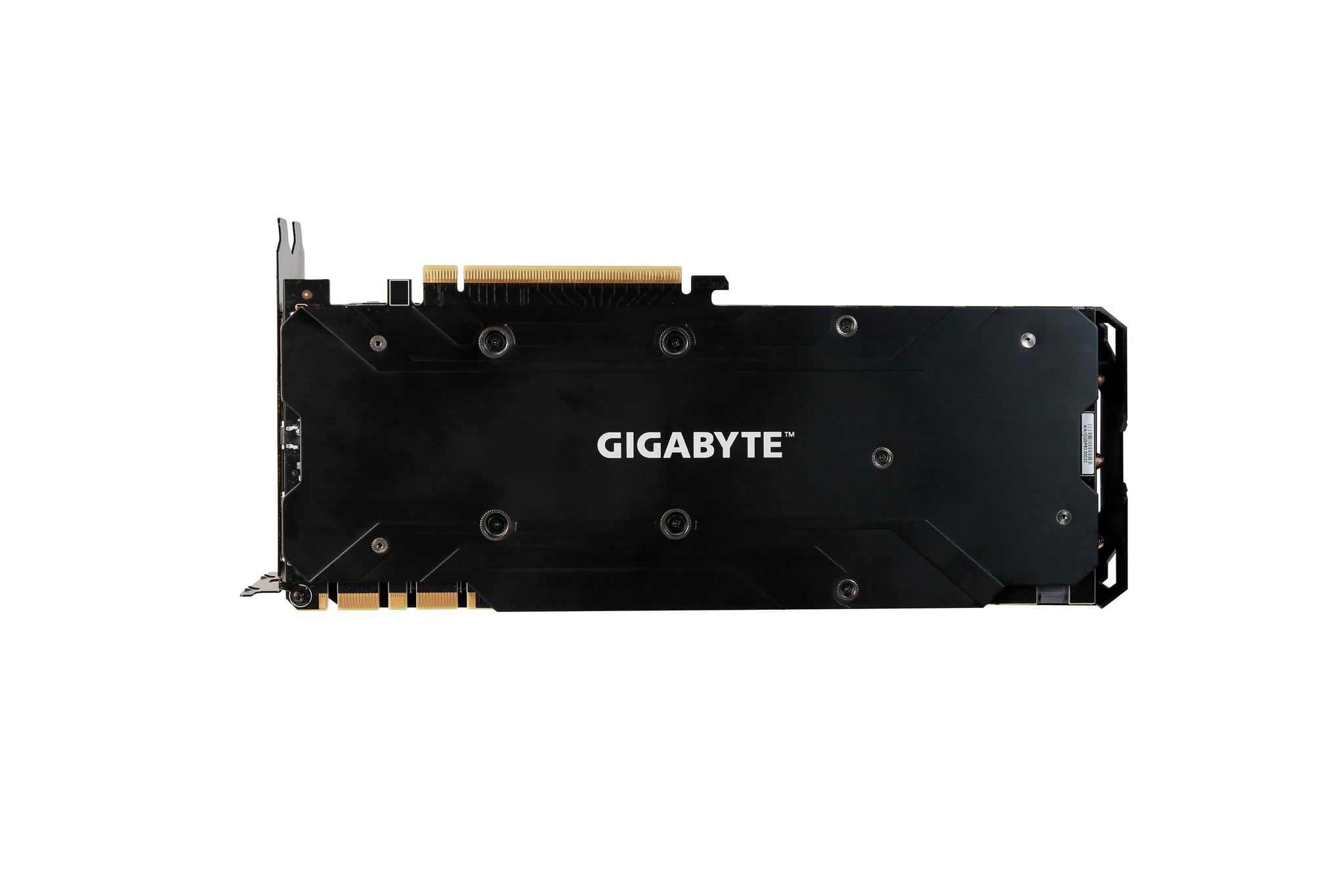 GeForce GTX 1080 WindForce3 OC 8Go DDR5X