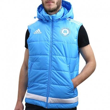 Adidas originals Om Padded Vest M Tur Doudoune Football