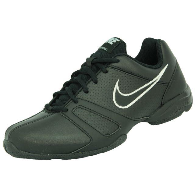 f52e130dc445e Nike - Air Affect V Chaussures Mode Sneakers Homme Cuir Noir - pas cher  Achat   Vente Baskets homme - RueDuCommerce