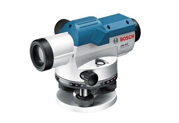 Bosch - Bosch - Niveau optique jusqu à 60 m grossissement 20x - Gol 20D ad3c7b7e18f1