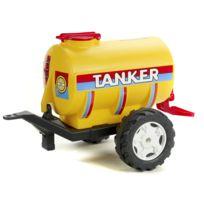 Falk / Falquet - Accessoire pour Tracteurs à pédales  Remorque Citerne Tanker
