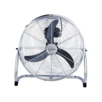 Farelek - Turbo ventilateur Louisiana Ø 45 cm - chromé