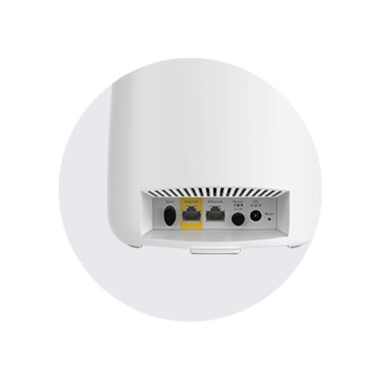 RBK20-100PES - 866 + 866 + 400 Mbit/s