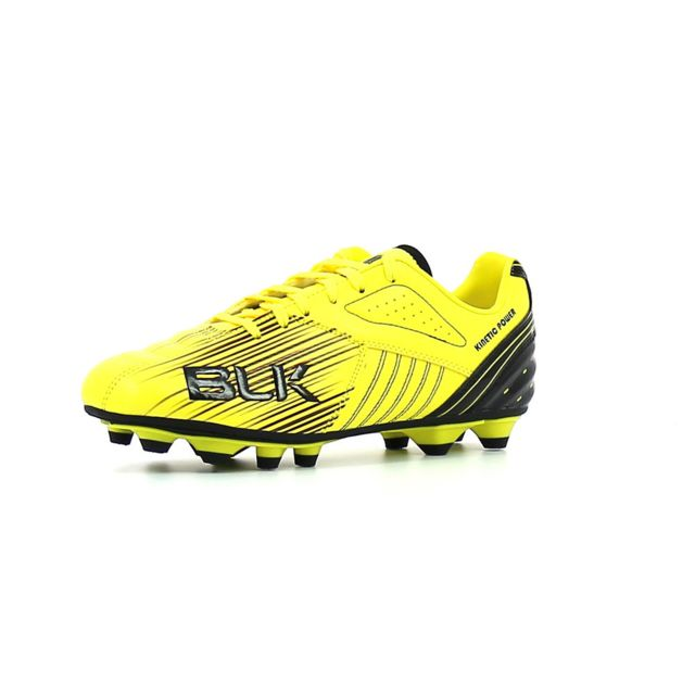 Blk Chaussure rugby Md Clutch Kid