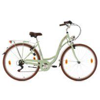KS CYCLING - Vélo pour dame 28'' Eden menthe TC 48 cm
