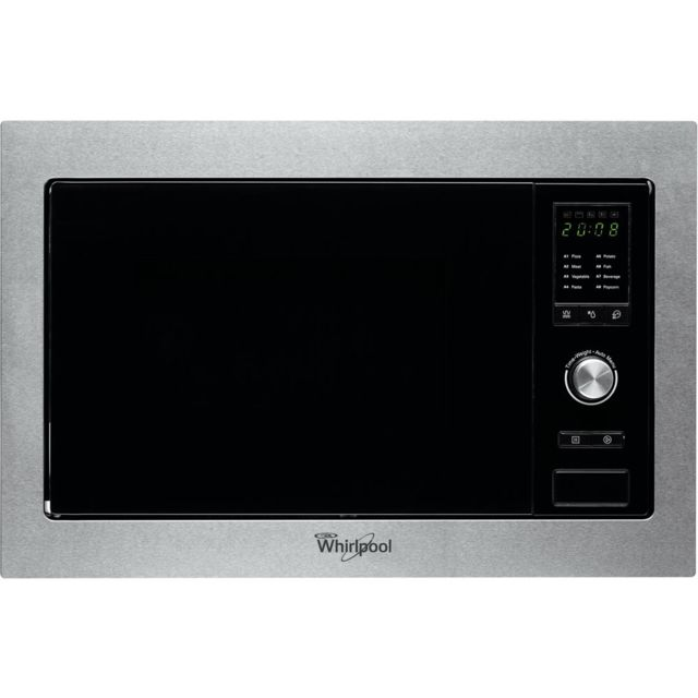 Whirlpool Micro onde gril 25 litres AMW160IX