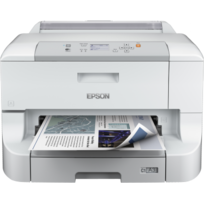 Epson - WorkForce Pro Wf-8010DW - A4/A3+ Ethernet + WiFi + Recto Verso