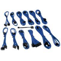 CABLEMOD - Kit de câbles gainés B-Series Dark Power Pro – BLEU