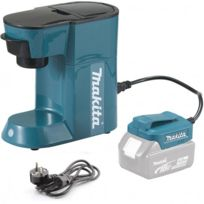 Makita - Machine à café Dcm500Z 18 V Li-Ion Machine seule