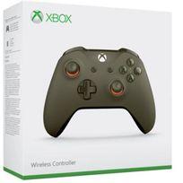 MICROSOFT - Manette Xbox Sans Fil Verte / Orange - XBOX ONE