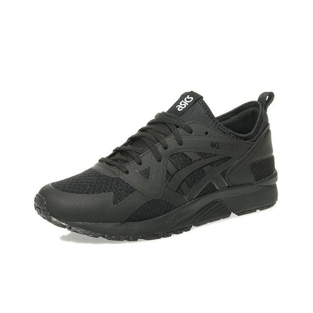 asics chaussure homme noir