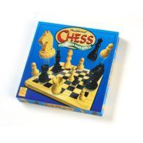 Paul Lamond Games - Jeu D'ÉCHECS Traditionnel - Plateau Et Pions En Bois
