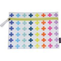 Incidence Paris - Pochette plate - Technicolor - Croix