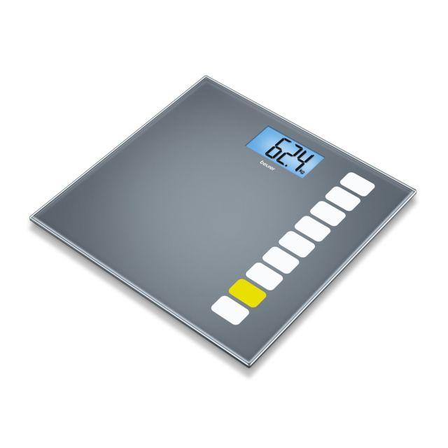 BEURER Pèse-personne basic - LCD bleu