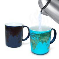 Kas Design - Mug Planète Thermoréactif Jour/Nuit