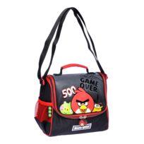 Scolaire - Sac goûter - Angry Birds Noir - 6_19838 - Sac - cabine