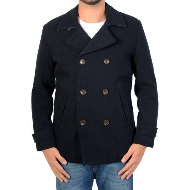 design de qualité 0d4e9 f5936 Pepe Jeans - Manteau Pm401046 Fontana 594 Dulwich - pas cher ...
