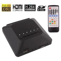 Yonis - Passerelle multimédia lecteur vidéo Full Hd 1080p Hdmi