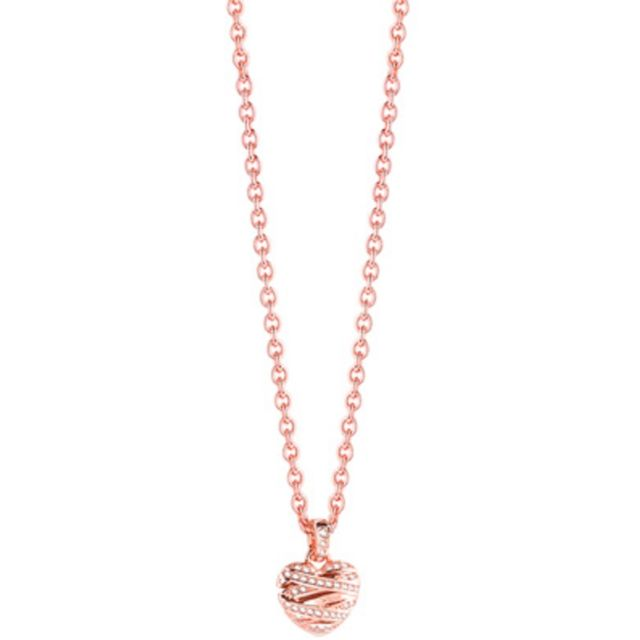 ae5242225bfc Guess - Colliers femme Heart Ubn21610 - pas cher Achat   Vente ...