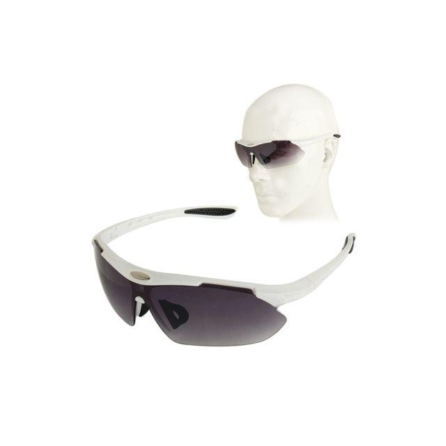 Wewoo - Uv400 Protection Lunettes soleil élégantes pour le tir   vélo   ski    golf 43503d76cd94