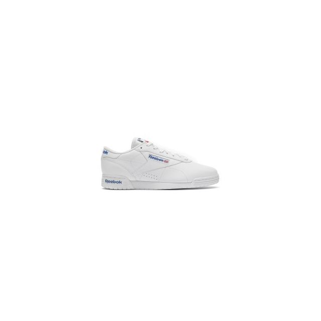 9b6e41f4ac7e8 Reebok Classic - Chaussures Reebok Exofit Lo Clean Logo Int blanc ...