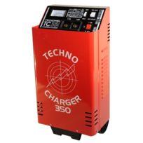 Tecnoweld - Chargeur de batterie 600 Ah - 12/24v Tec 350 Chargeur batterie semi professionnel