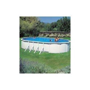 piscine center o 39 clair piscine ovale hors sol en kit 915 x 470 x 120 cm avec renforts. Black Bedroom Furniture Sets. Home Design Ideas