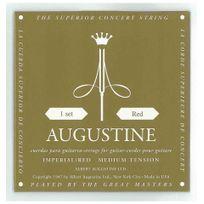 Augustine - Jeu de cordes guitare classique - Impérial Rouge Tirant normal
