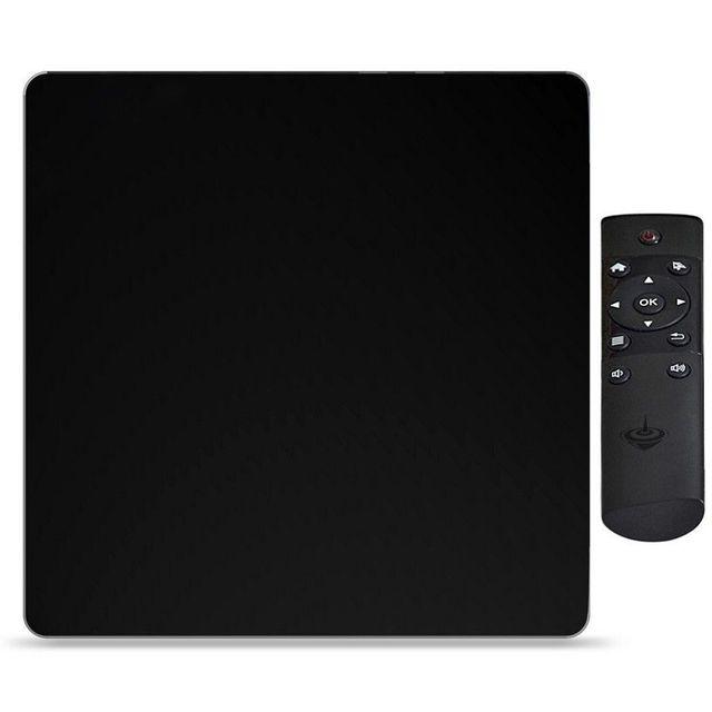 Yonis - Mini Pc Android Tv Box Passerelle multimédia 4K Octa Core 2Go Ram 16Go