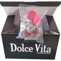 DOLCE VITA - pack de 100 capsules de café compatible nespresso 50% arabica - capsule n intenso x100