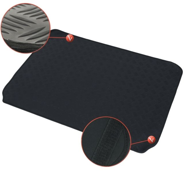 dbs tapis de coffre auto voiture sur mesure pour dacia duster 4x4 de 11 2013 2018. Black Bedroom Furniture Sets. Home Design Ideas