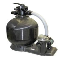Water Clip - Filtration à Sable Cuve 16'' Filamentaire 6m3/h P:350W