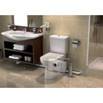 anti retour wc broyeur achat anti retour wc broyeur pas cher rue du commerce. Black Bedroom Furniture Sets. Home Design Ideas